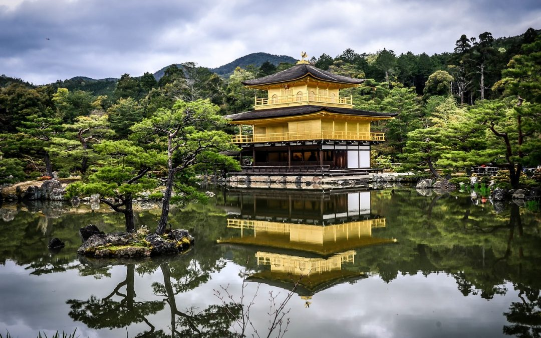 De Japanse tuin
