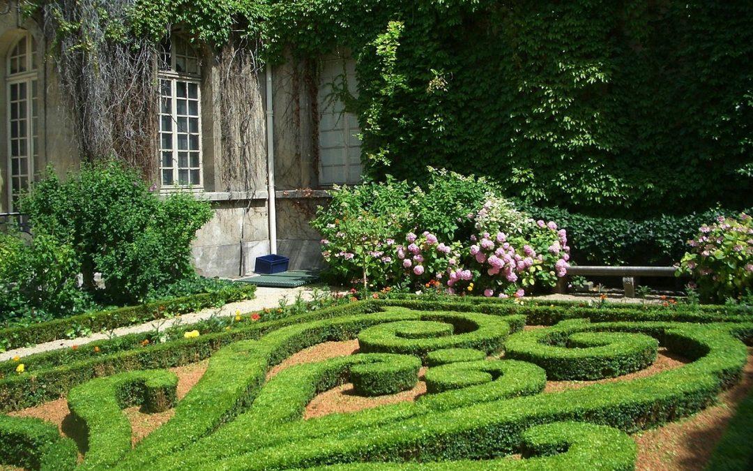Maak plaats voor de vijver tuin